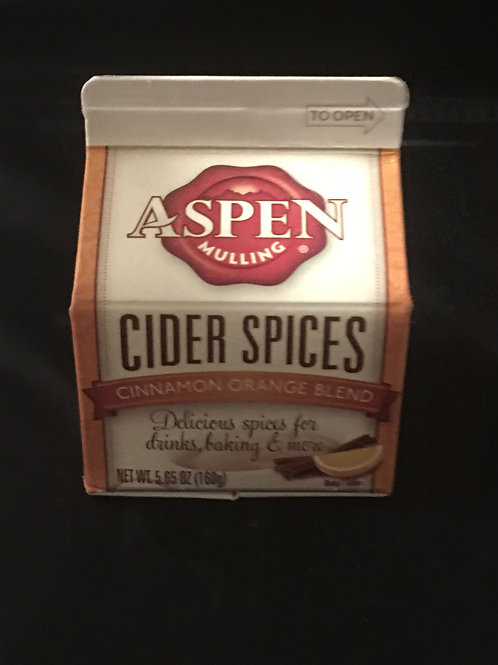 Cinnamon Orange Blend Aspen Mulling Cider Spice