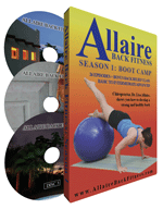 Allaire Back Fitness Season 1: Boot Camp (Costa Rica)