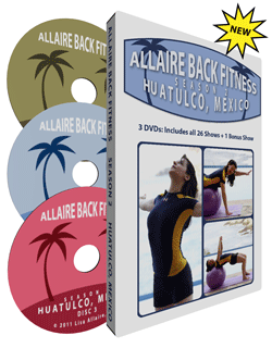 Allaire Back Fitness Season 2: Huatulco Mexico