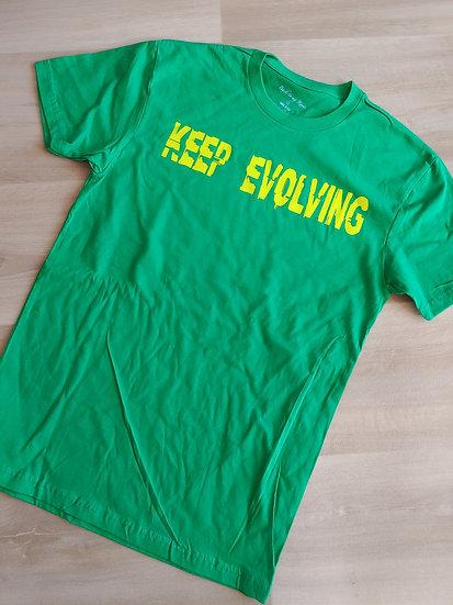 Keep Evolving