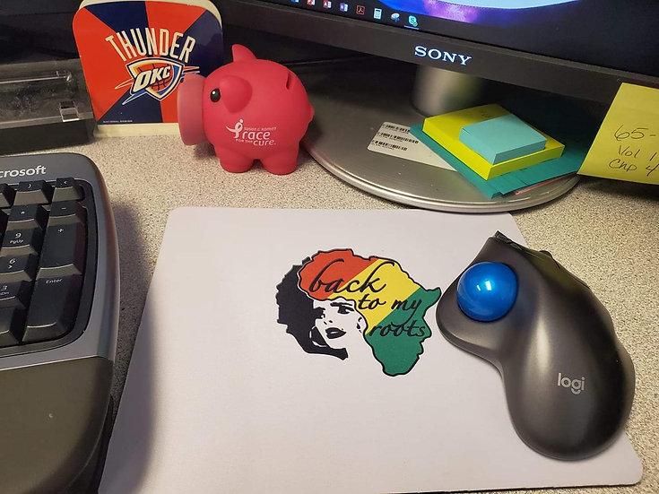 Btmr mouse pad