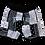 Thumbnail: BandanaX Shorts (Oreo)
