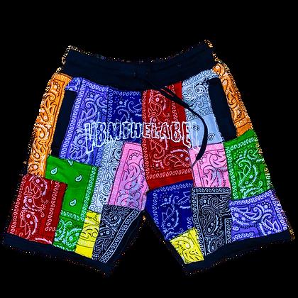 BandanaX Shorts (Multi-Color)
