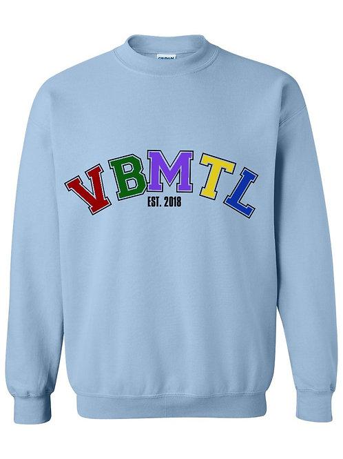 ABC Crewneck Sweater