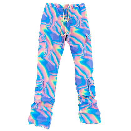 Candy Swirl Stacked Cargos