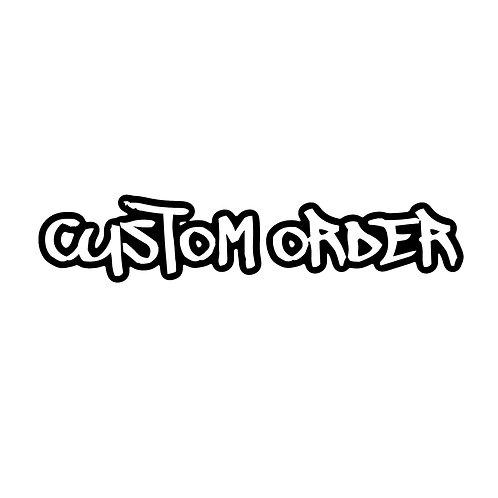 Custom BandanaX Jean Jacket