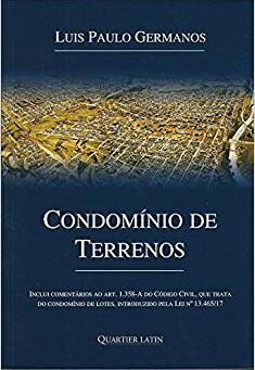 Condomínio de Terrenos é tema de livro que será lançado no dia 28/6