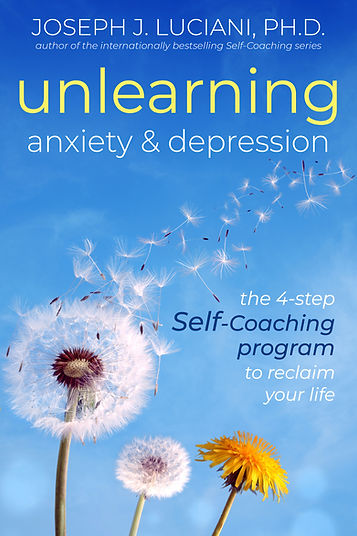 Unlearning Anxiety and Depression Front