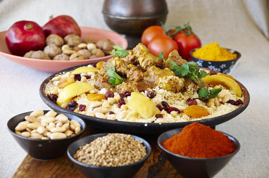 Moroccan Chicken Tajine Recipe
