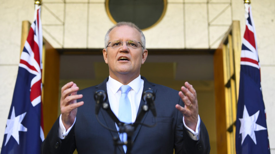 Scott Morrison announces new first-home buyer scheme to help battlers secure a deposit - even if the