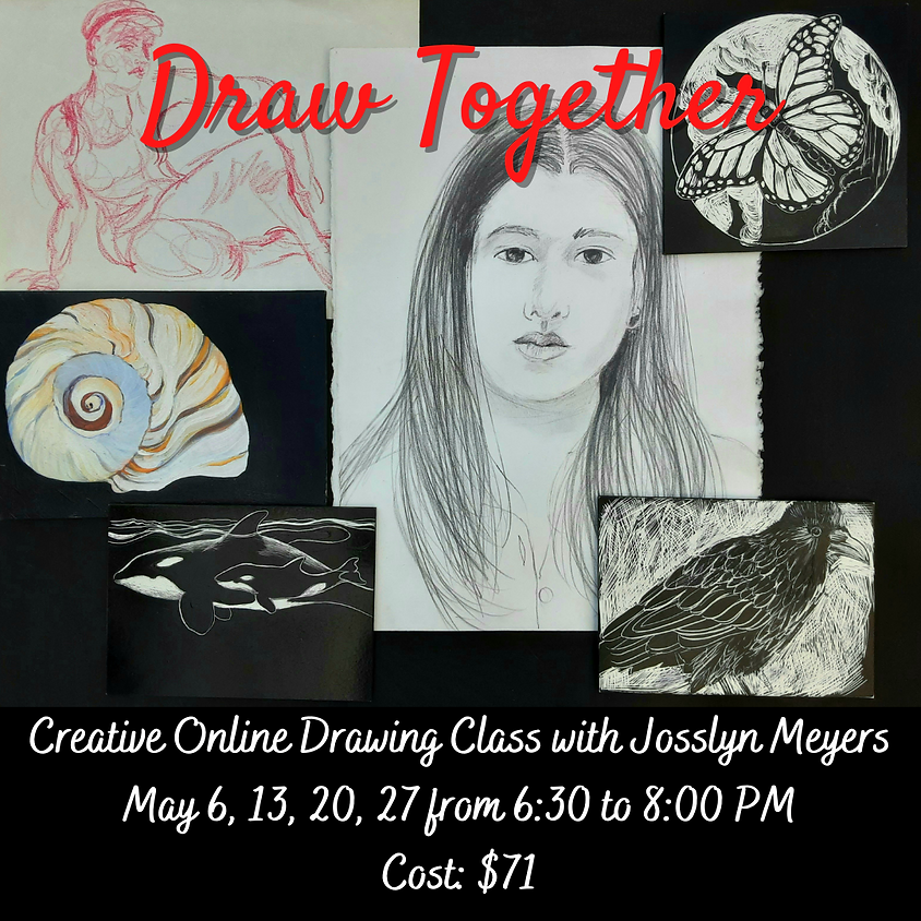 Draw Together - 4 Sessions
