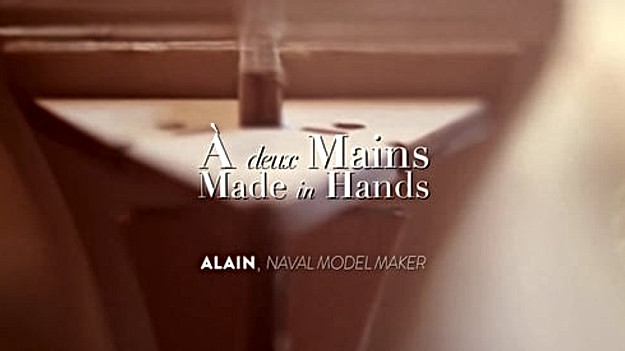 À Deux Mains / Made In Hands — Episode 01