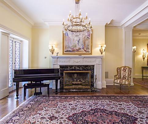 Rosedale Manor Toronto, Ontario - Canada Interior Design by Mofrad Design Inc.