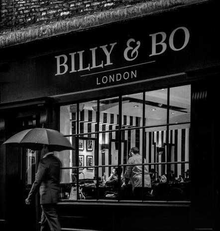 BILLY & BO Hair Salon Feature