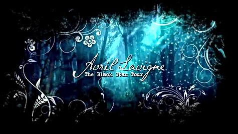 Avril Lavigne - The Black Star Tour Web Teaser