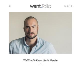 WANTFOLIO