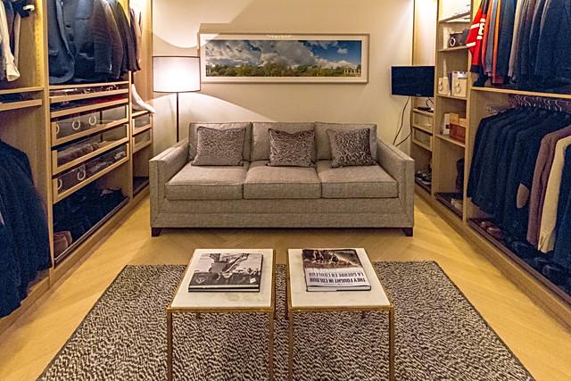 Shangri-La Condo Toronto, Ontario - Canada Interior Design by Mofrad Design Inc.