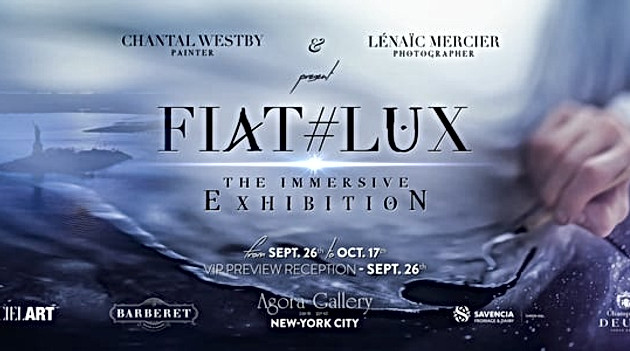 Fiat#Lux - The Immersive Exhibition - Official Teaser