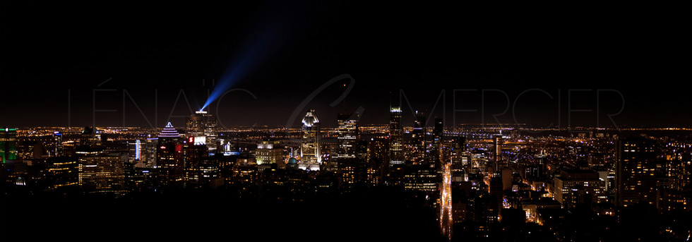 A Night on the Mont Royal