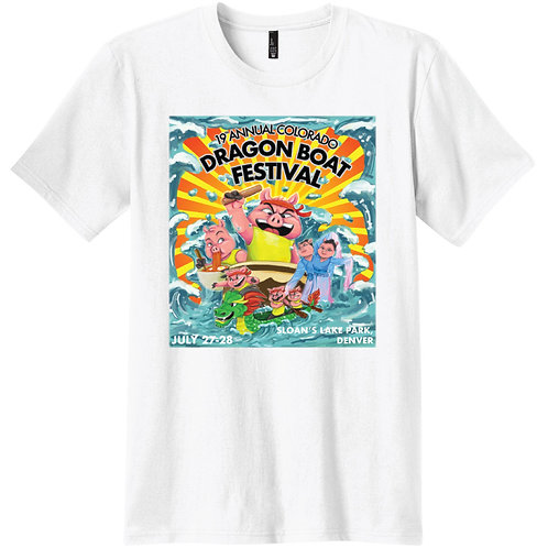 Colorado Dragon Boat Festival T-Shirt (DT5000)