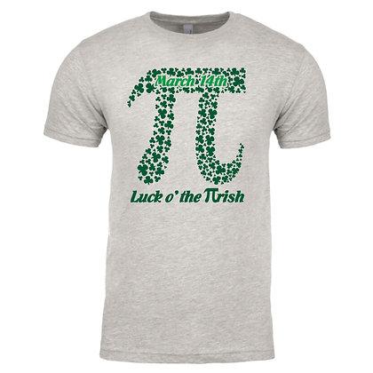 Luck of the PIrish T-Shirt (NL3600)