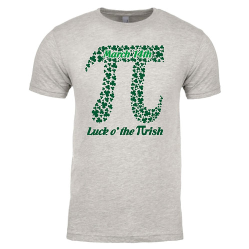 Luck of the PIrish T-Shirt (NL3600)