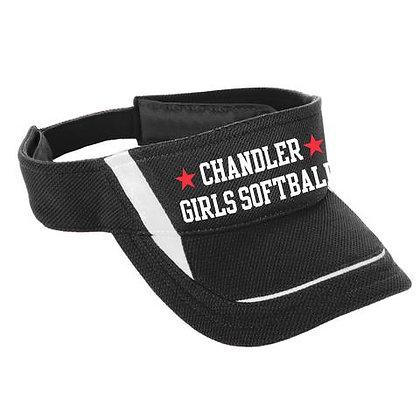 Chandler Girls Softball Visors (6275)