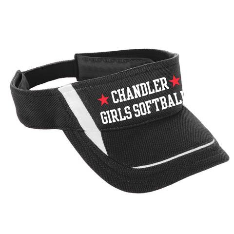 Chandler Girls Softball Visors (6275)