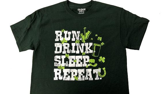 Run, Drink, Sleep, Repeat