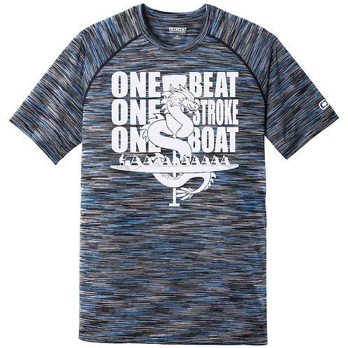 One Beat, One Stroke, One Boat (OE326)