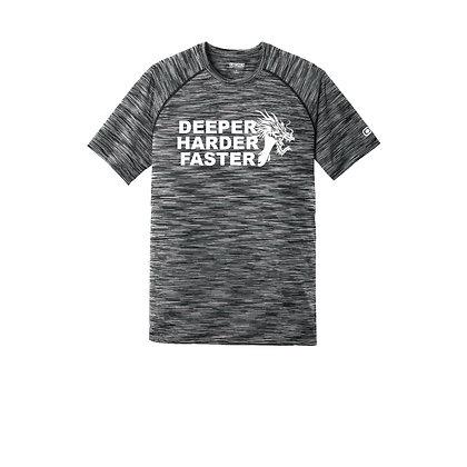 Deeper, Harder, Faster (OE326)