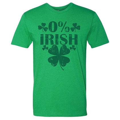 Zero Percent Irish T-Shirt (NL6210)
