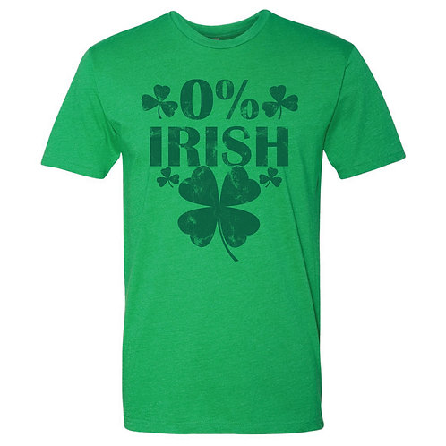 Zero Percent Irish T-Shirt (NL6210)