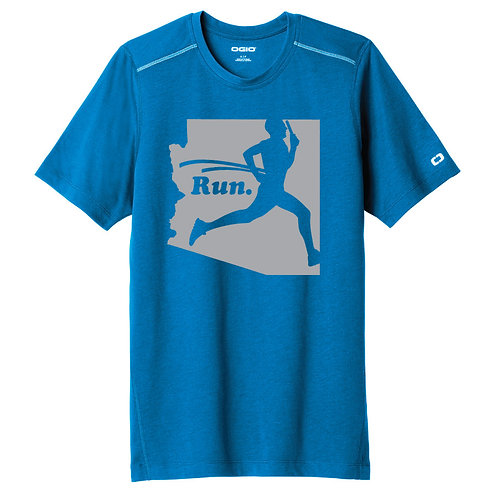 Run AZ Mens Tee (OE336)