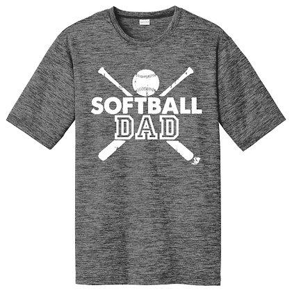 Softball Dad Tee (ST390)
