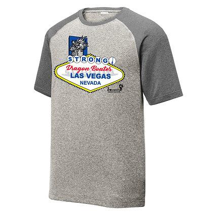 Rose Regatta Mens Vegas Strong Tee (ST362)