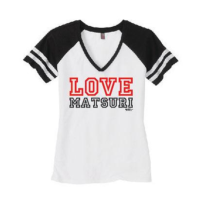 Love Matsuri V-neck