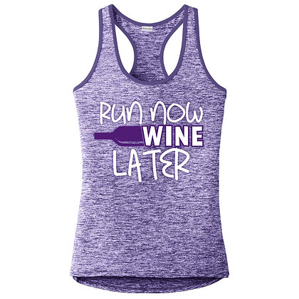 Run Now Wine Later (LST396)