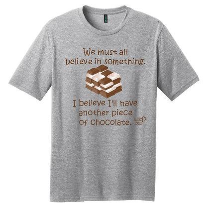 Believe in Chocolate