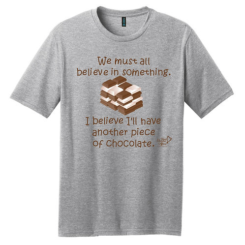 Believe in Chocolate