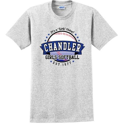 Chandler Softball T-Shirt (G200B)