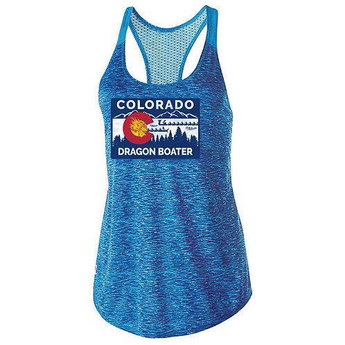 Colorado Dragon Boater Womens Tank (Holloway 222733)