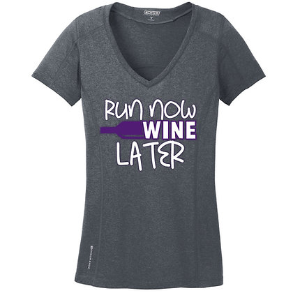 Run Now Wine Later (LOE320)