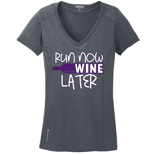 Run Now Wine Later (LOE320)
