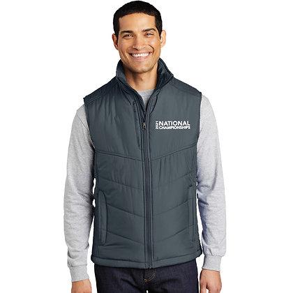 USTA National Championships - Puffy Vest (J709)