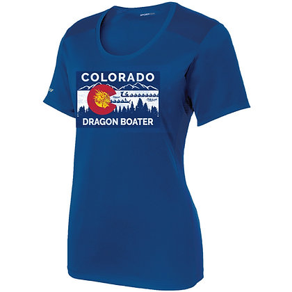 Colorado Dragon Boater Womens Tee (LST380)