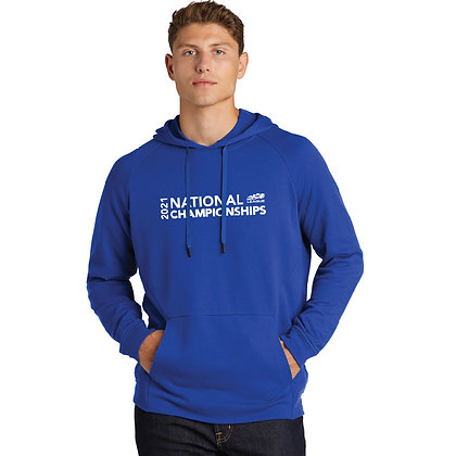 USTA National Championships - Lightweight French Terry Pullover Hoodie(ST272)