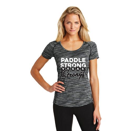 Vegas Strong Scoop T-Shirt (LOE326)