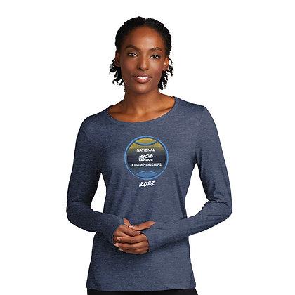 USTA National Championships - Ladies Long Sleeve Crew (LST710)