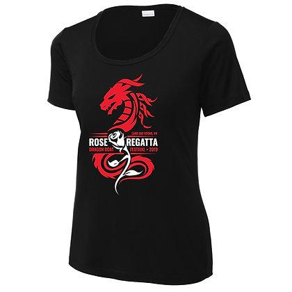Rose Regatta Womens Team T-Shirt (LST420)